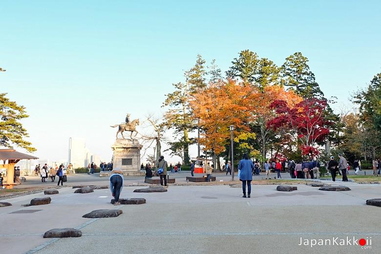 Sendai Aoba Castle