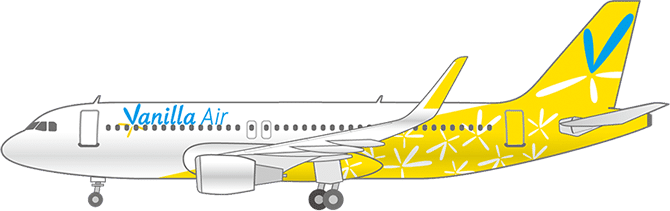 สายการบิน Low Cost อย่าง Vanilla Air