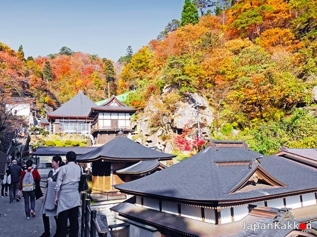 ยามาเดระ (Yamadera / 山寺)