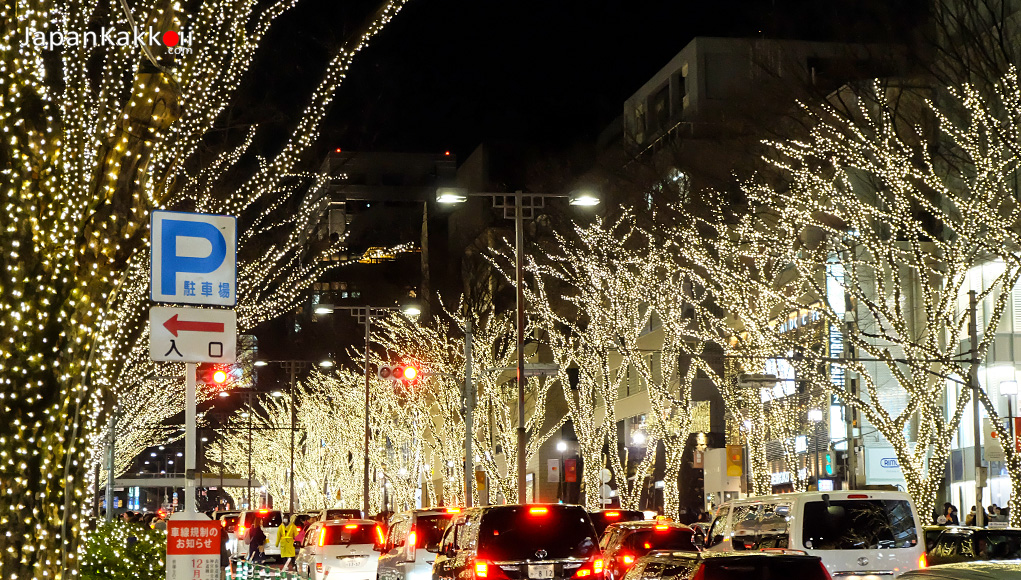 Omotesando Illumination