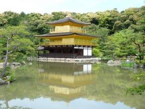 วัดทอง คินคะคุจิ (จังหวัดเกียวโต)