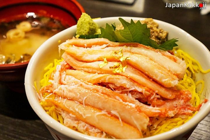 ข้าวหน้าปู (Crab Bowl)