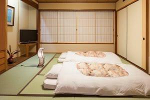 ห้องพักสไตล์ญี่ปุ่นดั้งเดิม