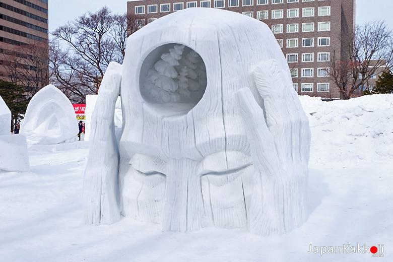 International Snow Sculpture Contest