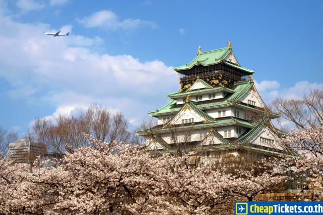 โปรตั๋วเครื่องบินไปญี่ปุ่นราคาถูก