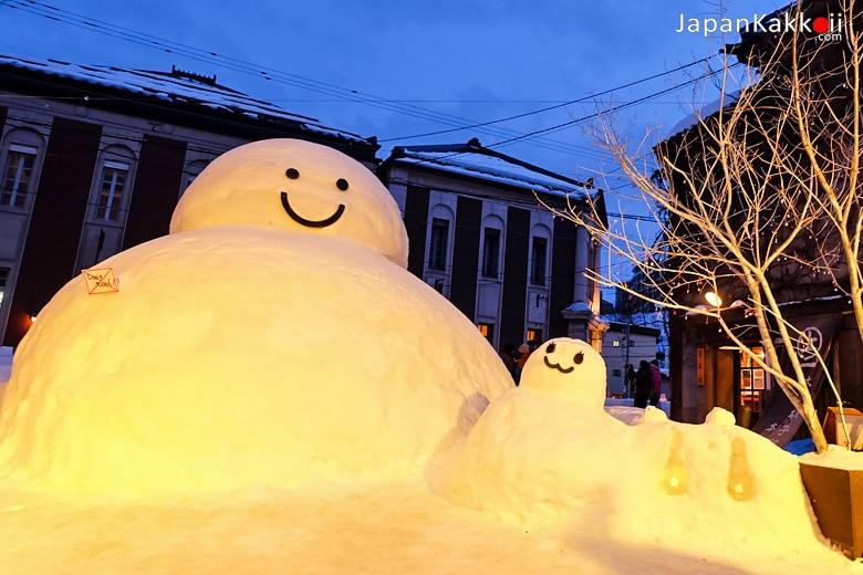 ตุ๊กตาหิมะ