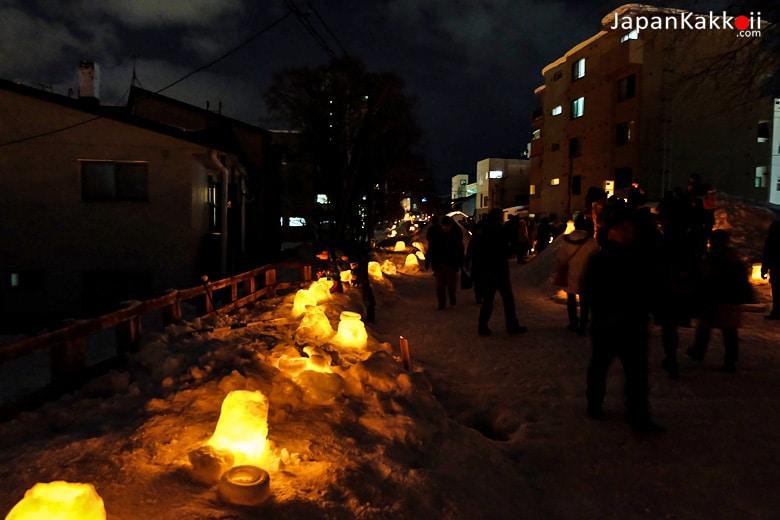 งานเทศกาลหิมะโอตารุ