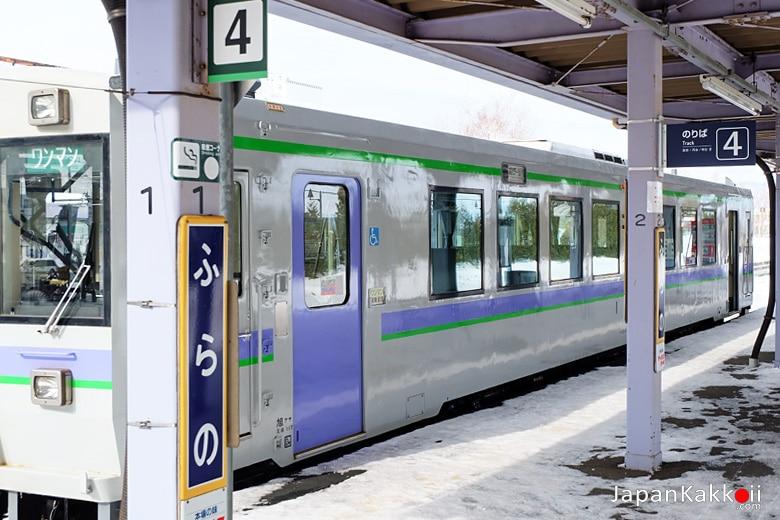 สถานี Furano