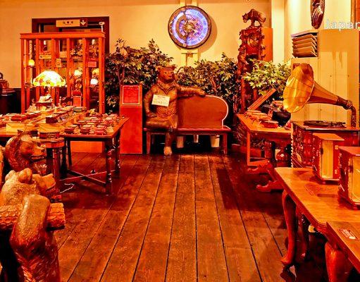 Otaru Music Box Hall Number 2 Antique Museum