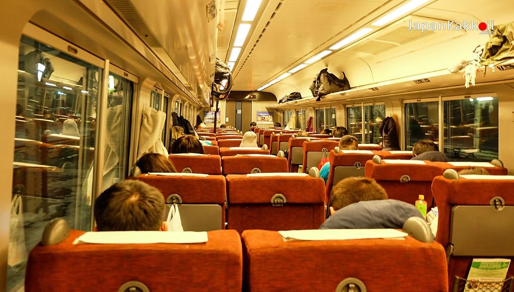 การเดินทาง Sapporo - Furano - Biei
