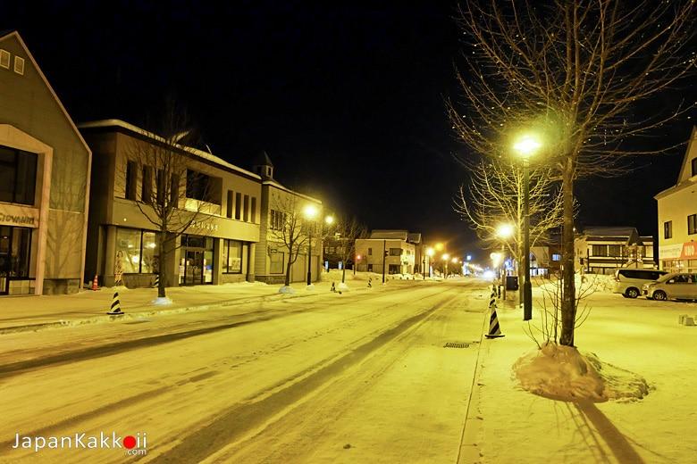 เมืองบิเอะตอนกลางคืน