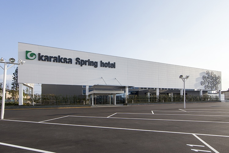 karaksa Spring hotel Kansai Air Gate
