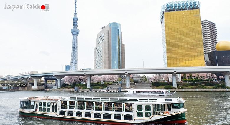 แม่น้ำสุมิดะ (Sumida River)