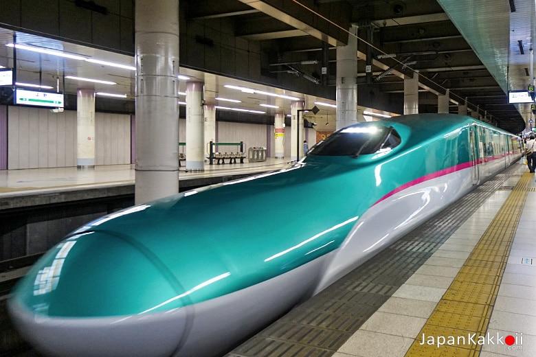 Shinkansen Hayate