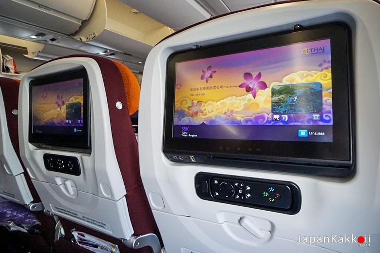 ที่นั่งการบินไทย Airbus A350-900