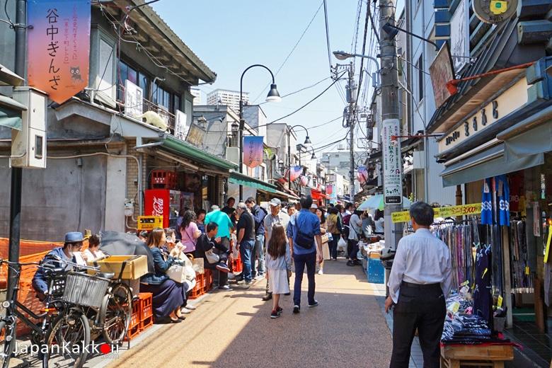 ถนนยานากะกินซ่า