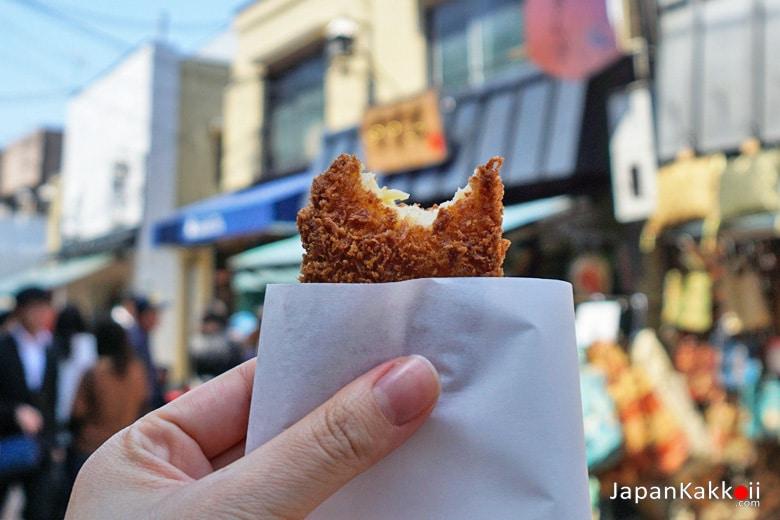 โคร็อกเกะครีมปู (Kani Cream Korokke)