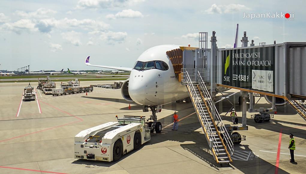 สายการบินไทย (Thai Airways) กรุงเทพ (BKK) – โตเกียว (NRT)