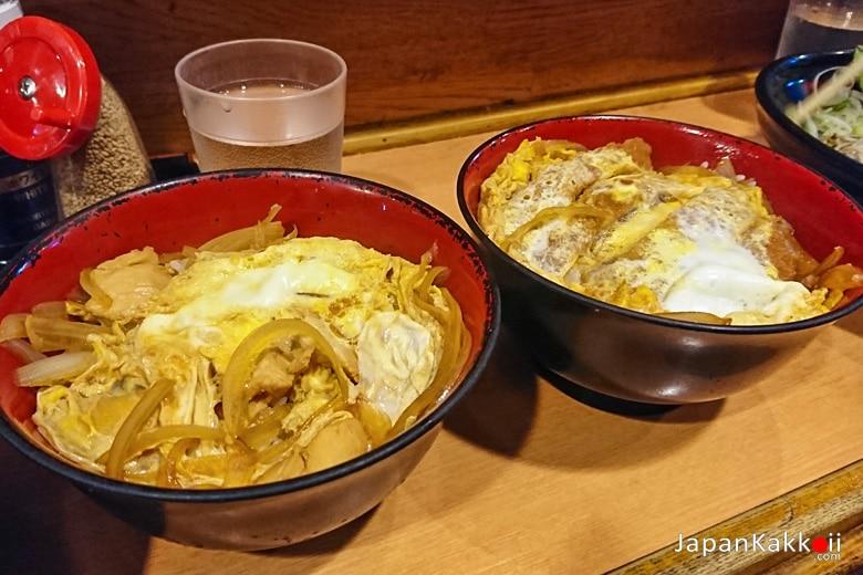 Oyakodon & Katsudon
