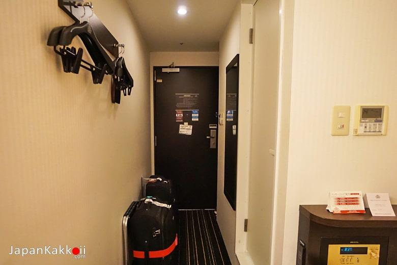ทางเดินในห้องพัก