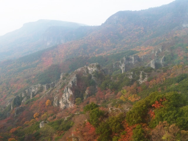Kankakei Gorge, Kagawa