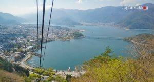 Kawaguchiko Mt. Fuji Panorama Ropeway