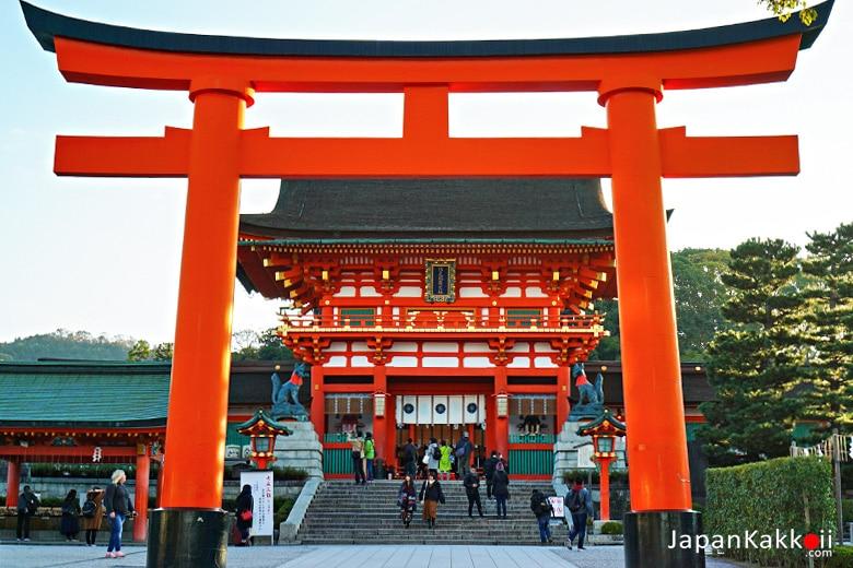 Fushimi-Inari Taisha (伏見稲荷大社)