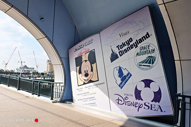 Tokyo Disney Resort Passport