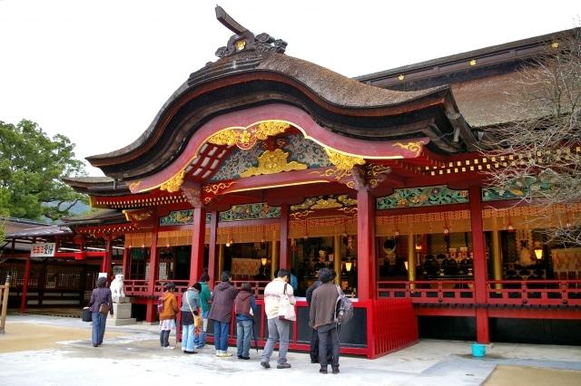 Dazaifu Tenmangu (太宰府天満宮)