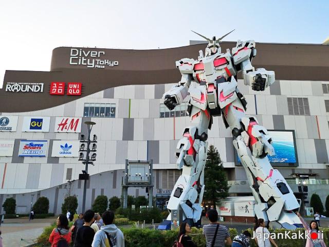 Gundam - Diver City Tokyo