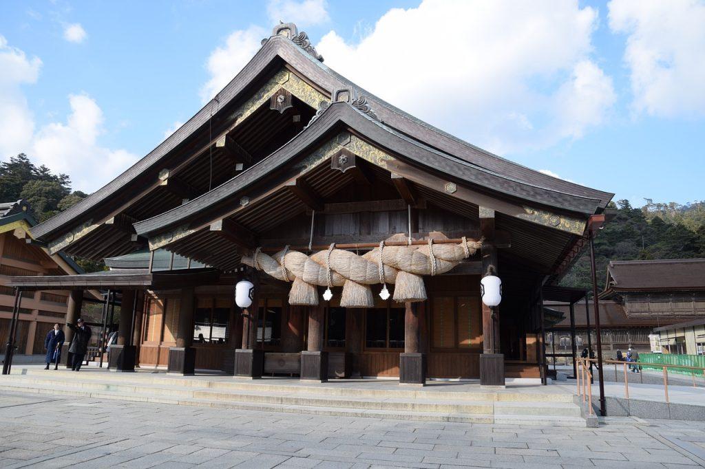 Izumo Taisha (出雲大社)