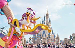 "Tokyo Disneyland ""Disney Christmas 2018"""