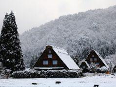 เที่ยวชมหิมะในแถบนอกเมืองของญี่ปุ่น