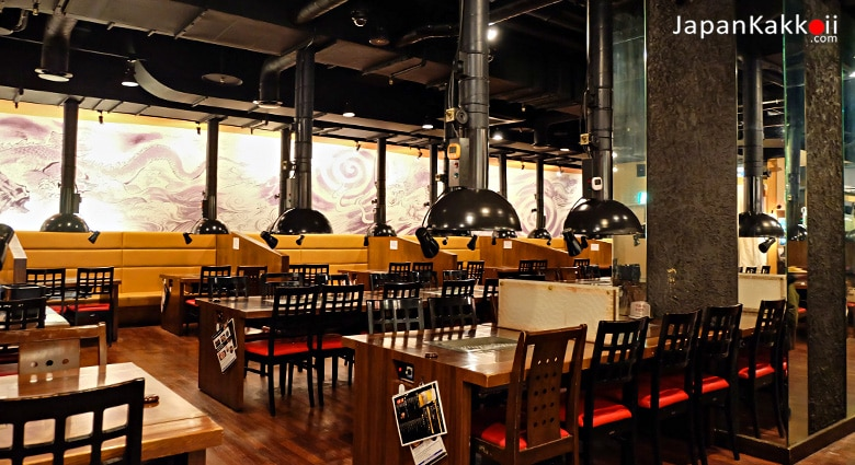 Seafood Buffet NANDA Sapporo