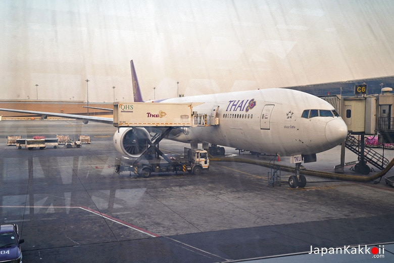 Thai Airways Boeing 777-300ER