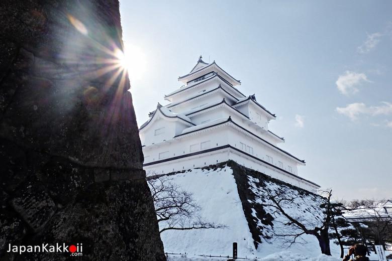 ปราสาทสึรุกะ (Tsuruga Castle)