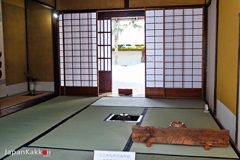 เรือนชงชา Rinkaku Tea House