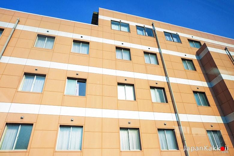 โรงแรม Green Hotel Aizu