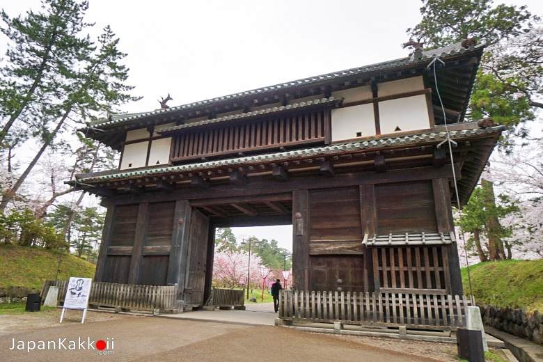 East Gate (Higashimon)