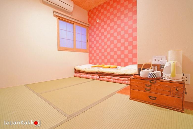 ห้องพัก Komatsu Ryokan