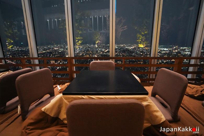 โต๊ะโคทัตสึ (Kotatsu Table)