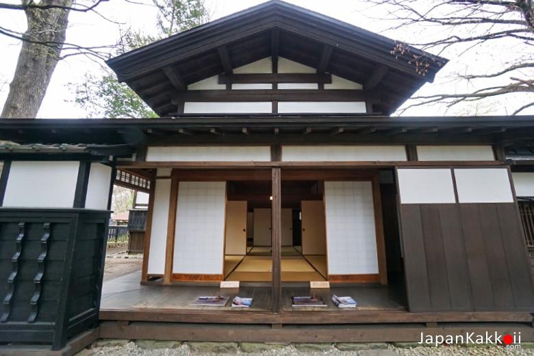 Odano Samurai House (小田野家)