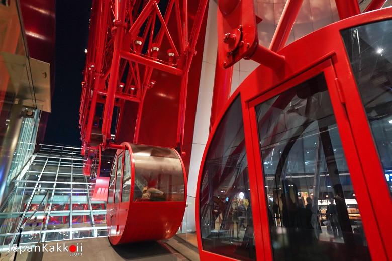 HEP FIVE Ferris Wheel (HEP FIVE観覧車)