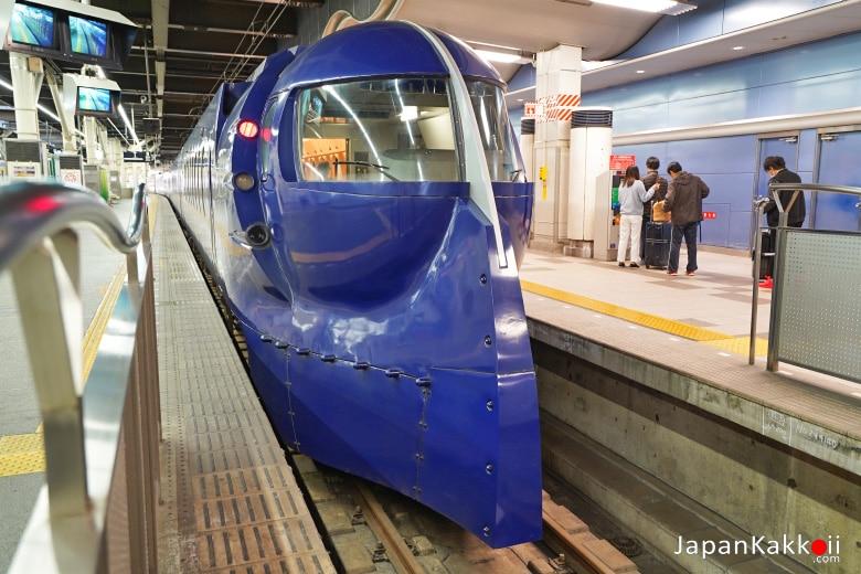 Nankai Limited Express Rap:t