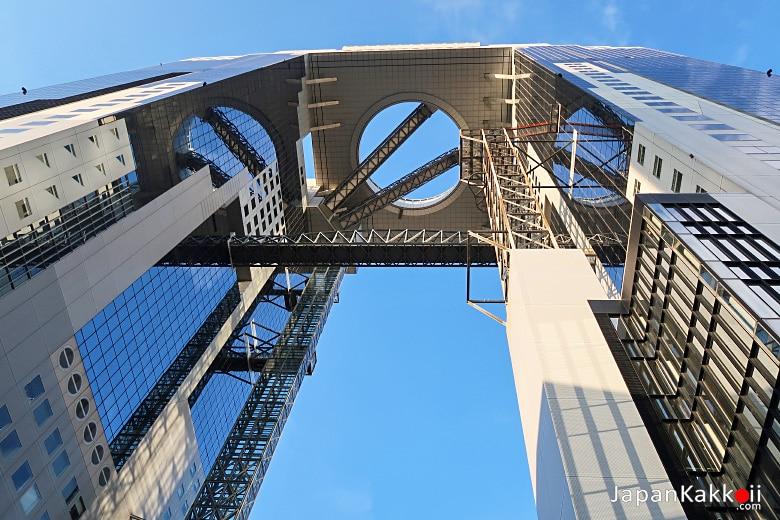 Umeda Sky Building (梅田スカイビル)