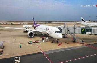 สนามบินคันไซ (Kansai Airport)
