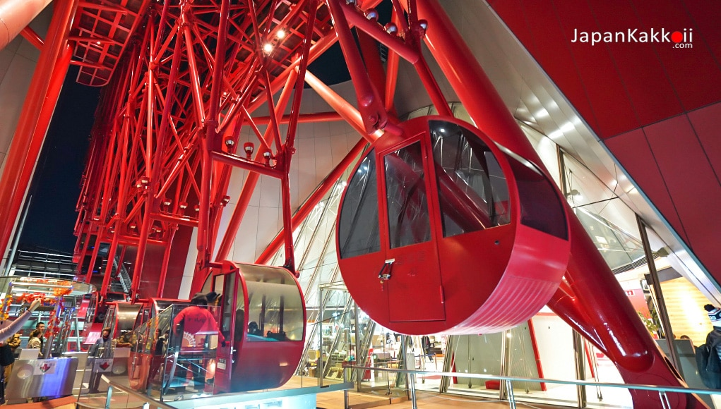 HEP FIVE Ferris Wheel (ชิงช้าสรรค์เฮฟไฟว์)
