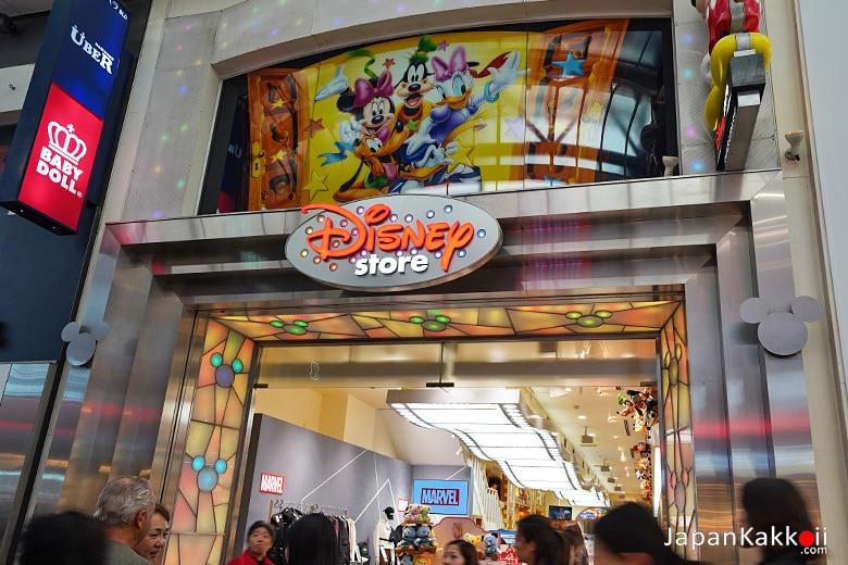Disney Store Shisaibashi (ディズニーストア 心斎橋店)
