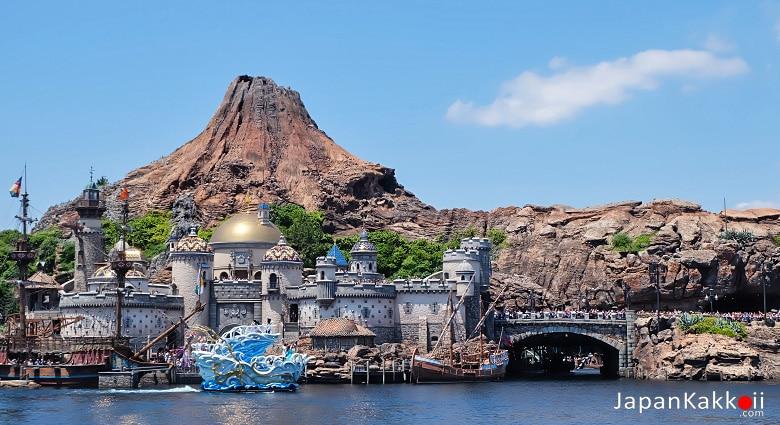 Tokyo DisneySea (โตเกียวดิสนีย์ซี / 東京ディズニーシー)