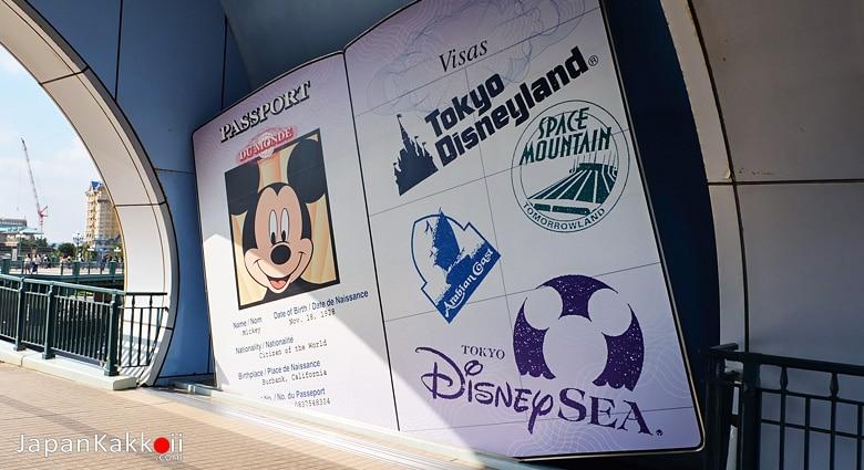 Tokyo Disney Passport